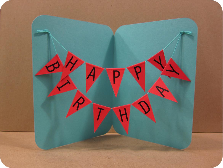 Как сделать своими руками открытку папе на день рождения от сына
