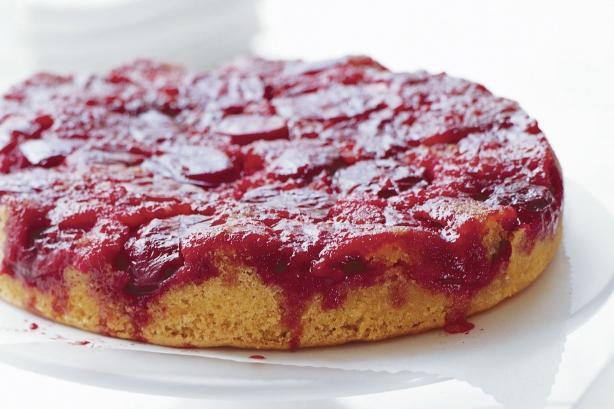 Рецепт сливового пирога