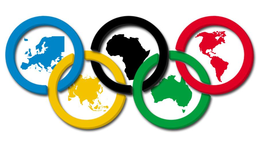 Что означают олимпийские кольца