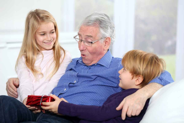 Что подарить дедушке на день рождения?